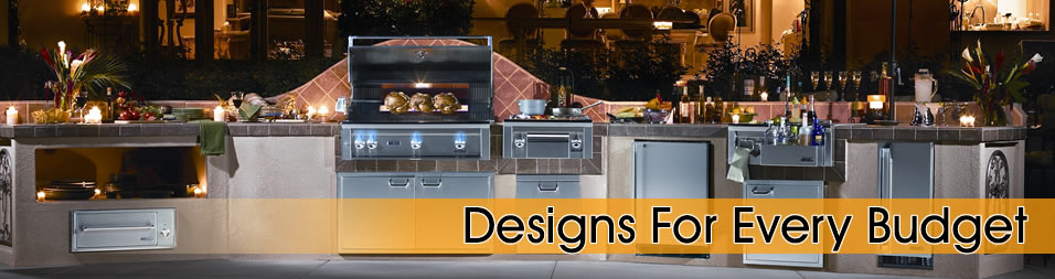 Las Vegas Outdoor Kitchen